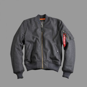 Alpha Industries MA-1 Wool