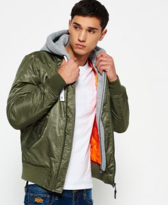Real Rookie Flight Bomberjacke von Superdry